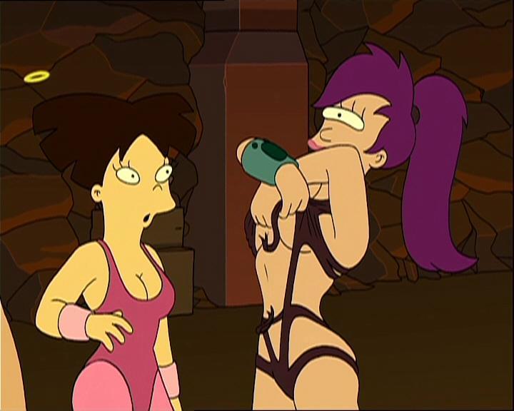 Мультфильмов Симпсоны (the Simpsons) и Футурама (Futurama)ст.